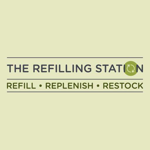 The Refilling Station Logo SquareThe Refilling Station Logo SquareThe Refilling Station Logo Square