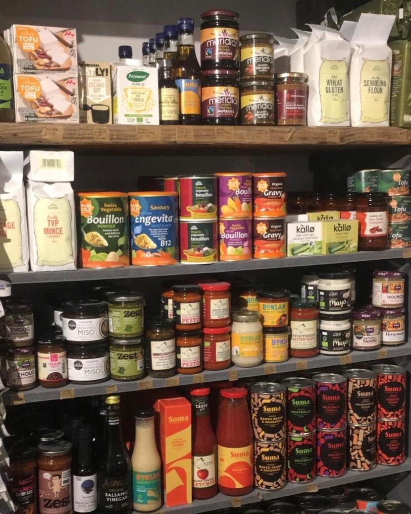 harrogate Shelves