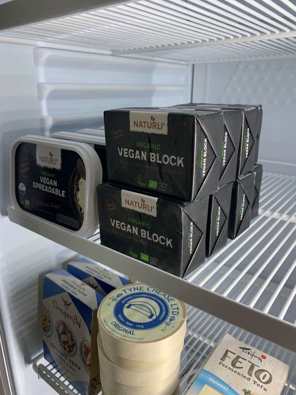 Image of Fridge Items