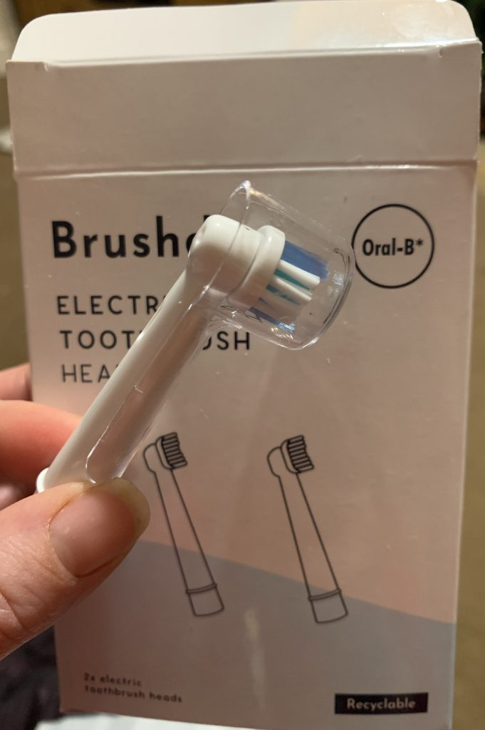 Replacement Electric toothbrush heads