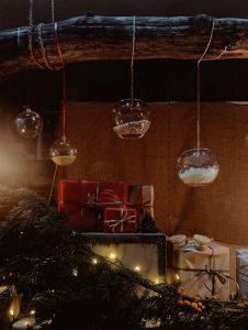 Image of festive shop window